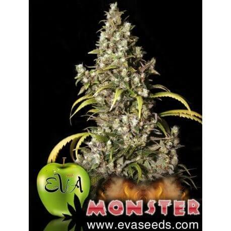 Monster - Eva Seeds femminizzati Eva Seeds €60,00