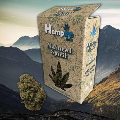 Natural Spirit - Hempire Hempire €10,00