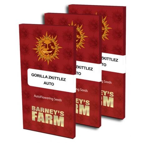 Gorilla Zkittlez Auto - Barney's Farm femminizzati Barney's Farm €35,00